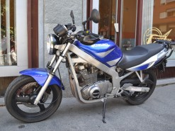 Il nostro motociclo per la patente A2.